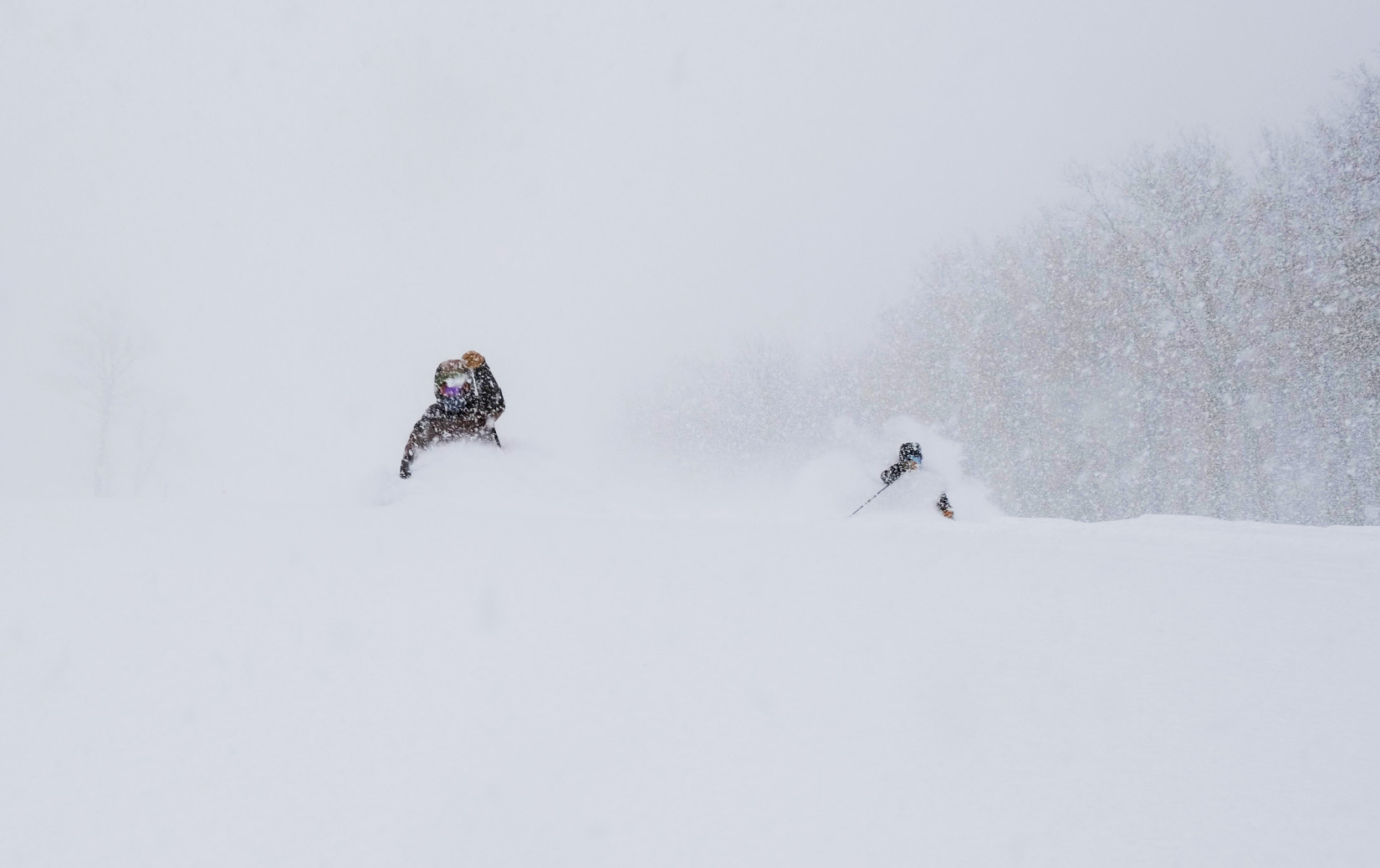 Record Breaking Pow Day