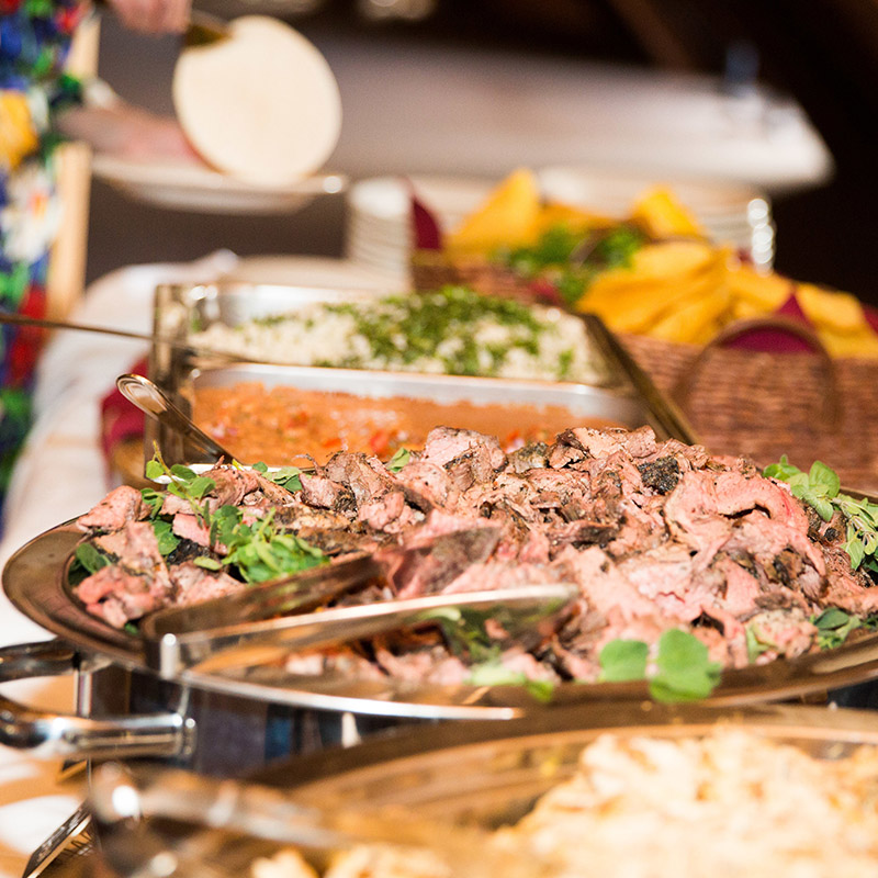 Weddings catering image