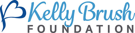 Kelly Brush Foundation logo.
